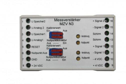 MZV Messverstärker